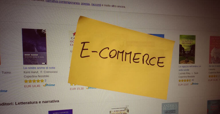 E-commerce e Shopify
